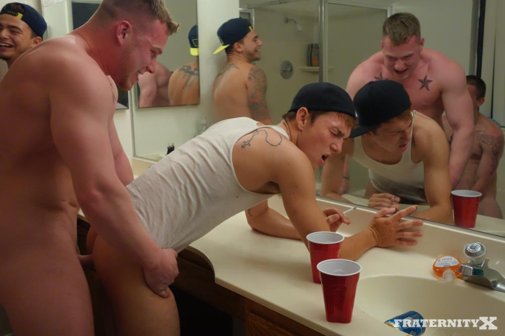 Theo recommend best of bareback fuck hardcore gang gay