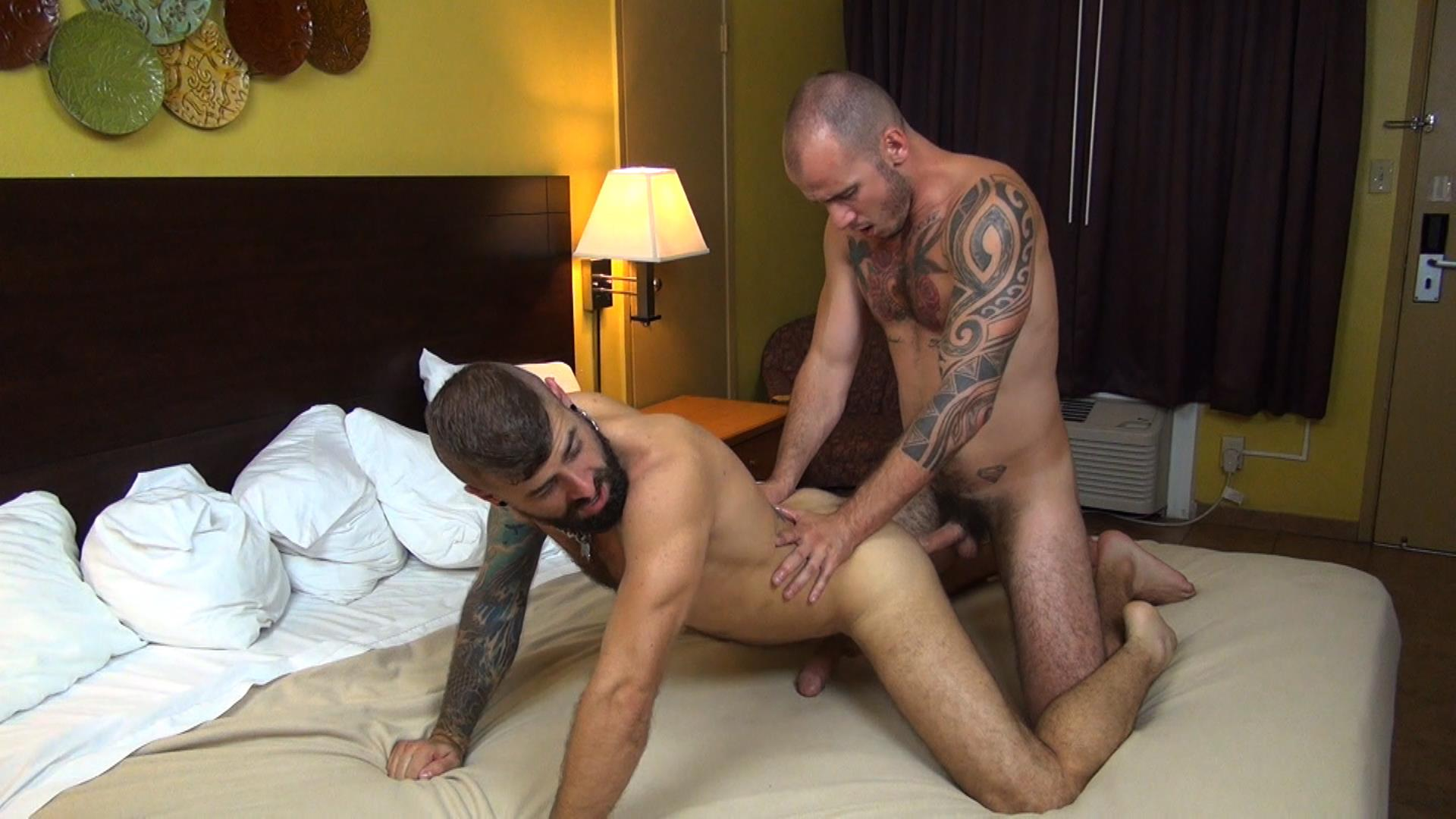 Raw-Fuck-Club-Jon-Shield-and-Cam-Christou-Guys-Fucking-Bareback-Sex-Tape-In-A-Sleazy-Hotel-Amateur-Gay-Porn-6 Jon Shield and Cam Christou Fucking Bareback In A Sleazy Motel