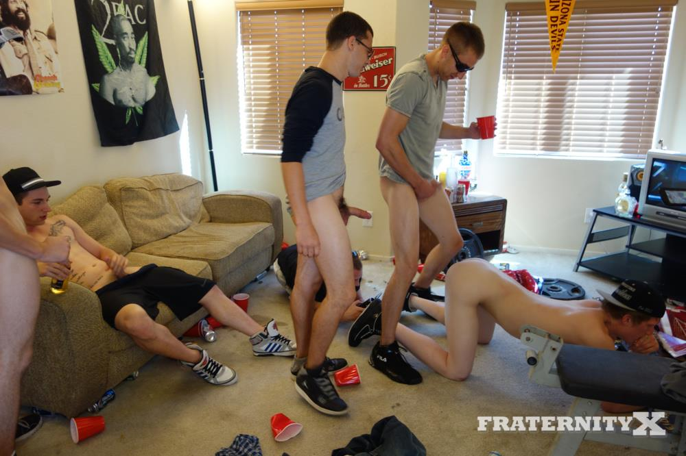 Fraternity-X-Naked-Frat-Guys-Bareback-Sex-Party-Big-College-Cock-Amateur-Gay-Porn-08 Drunk Straight Frat Boys Bareback Fucking After The Superbowl