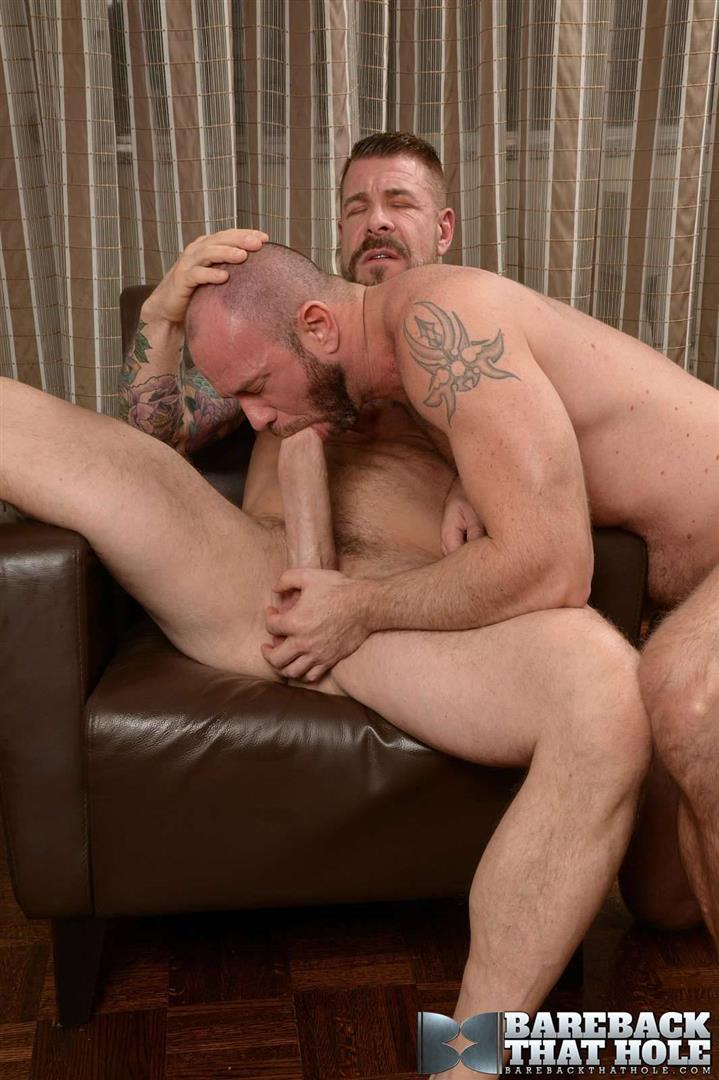 Muscles and gay breeding porn