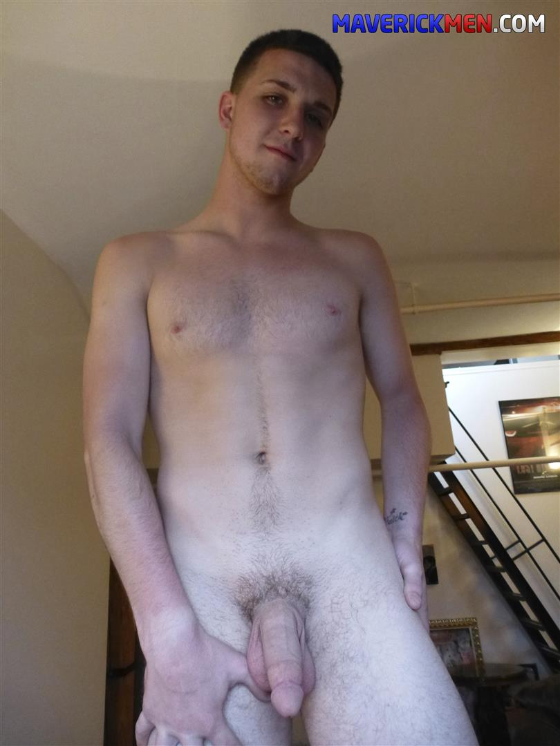 The Maverick Men Tom Hairy Twink Getting Fucked By Two Muscle Daddies Bareback BBBH Amateur Gay Porn 09 Straight Hairy Twink Gets Fucked By Two Muscle Daddies