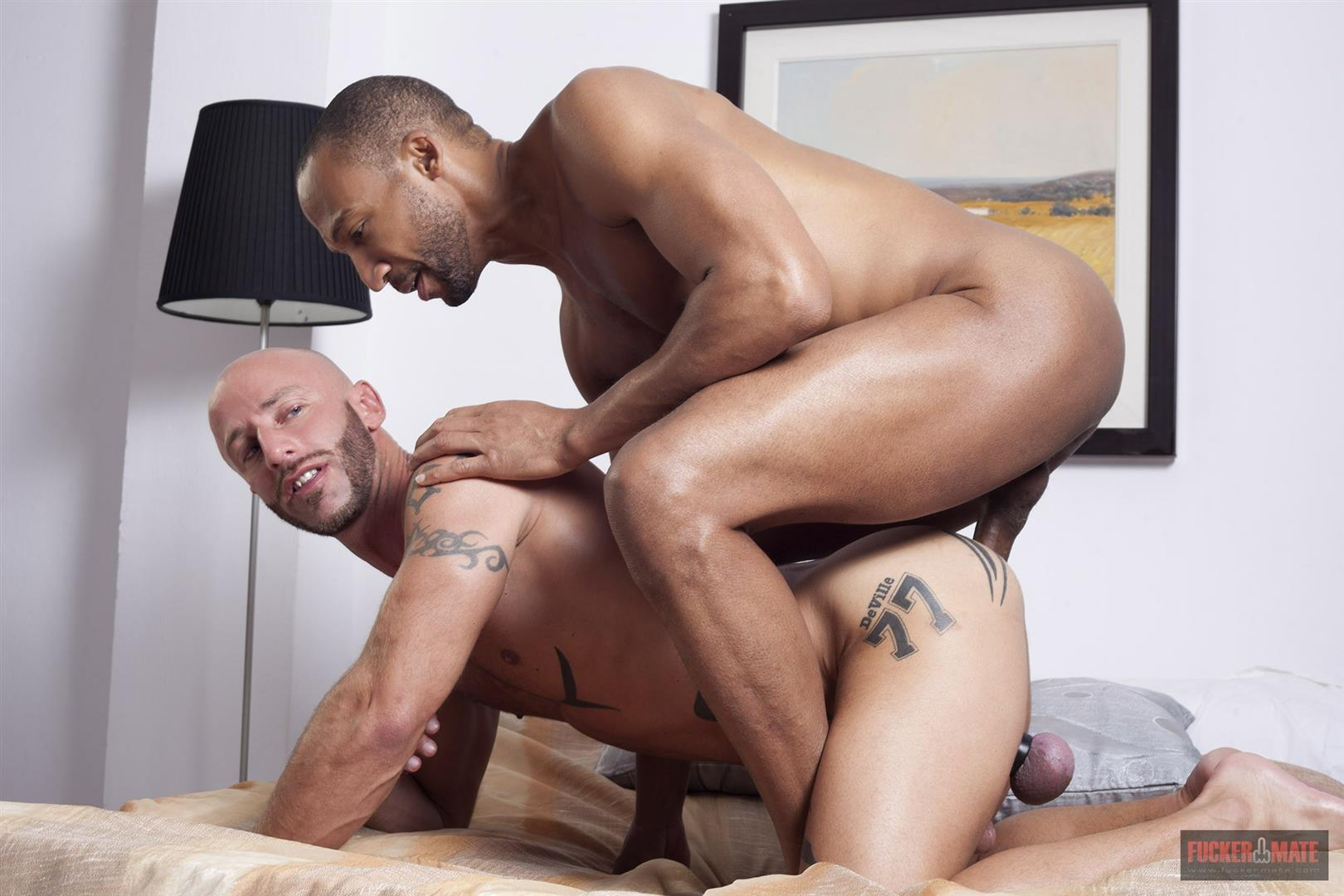 Fuckermate-Buster-Sly-and-Aymeric-Deville-Interracial-bareback-fucking-Amateur-Gay-Porn-09 Interracial Bareback Breeding With Buster Sly and Aymeric Deville