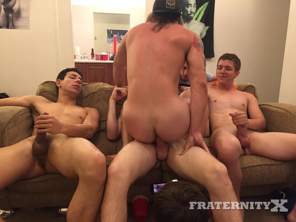 Fraternity X Naked Frat Guys Bareback Drunk Sex Amateur Gay Porn 8 Straight Frat Boy Takes Three Raw Cocks Up The Ass And Likes It!