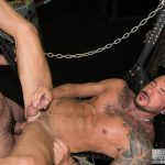 Bareback Cum Pigs Dolf Dietrich and Rogue Status Breeding 13 150x150 Dolf Dietrich Gets Bareback Fucked In A Sling By Rogue Status