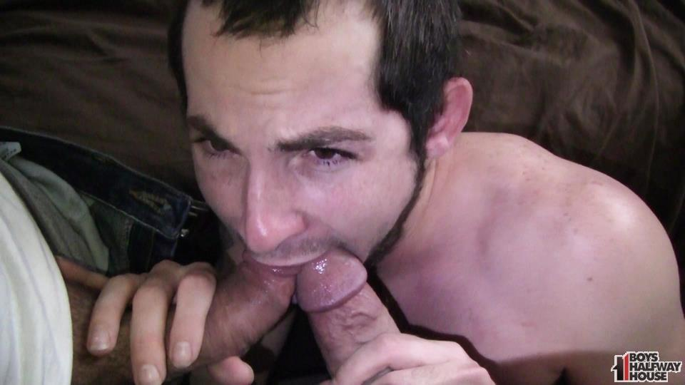 Boys Halfway House Free Download Toby Springs Bareback 04 Straight Young Man Gets Two Raw Thick Dicks At The Halfway House