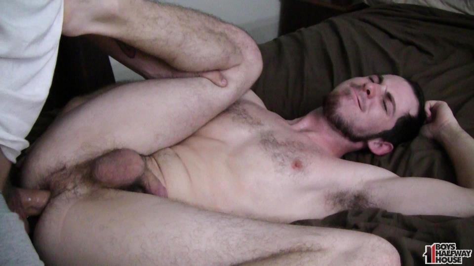 Boys Halfway House Free Download Toby Springs Bareback 09 Straight Young Man Gets Two Raw Thick Dicks At The Halfway House