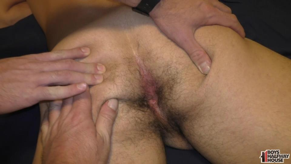 Boys-Halfway-House-Zachery-Andrews-Straight-Boy-Gets-Barebacked-11 Straight Delinquent Boy Gets His Virgin Ass Broken Into