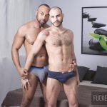 Fuckermate-Ray-Diesel-and-Patrick-Dei-Big-Black-Cock-Barebacking-Latin-Ass-01-150x150 Big Dick Black Daddy Ray Diesel Breeding Patrick Dei